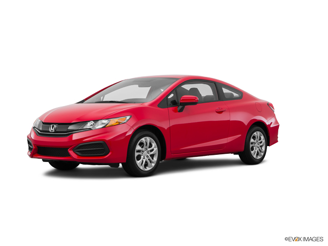 2015 Honda Civic Coupe Vehicle Photo in Greenville, NC 27834