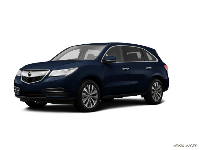 2015 Acura MDX Vehicle Photo in Overland Park, KS 66204