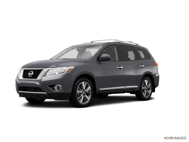 2015 Nissan Pathfinder Vehicle Photo in Beaufort, SC 29906