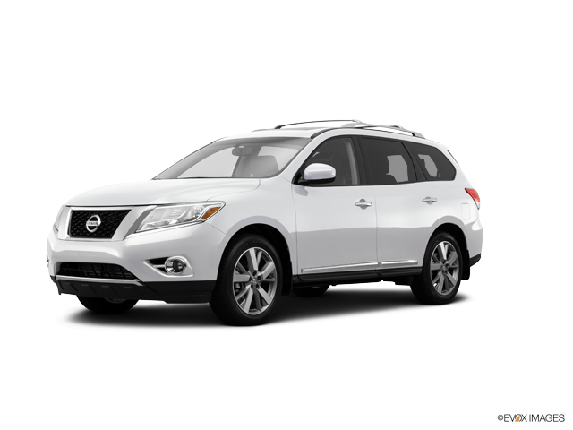 2015 Nissan Pathfinder Vehicle Photo in Mansfield, OH 44906