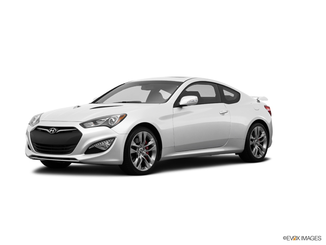2015 Hyundai Genesis Coupe Vehicle Photo in Concord, NC 28027
