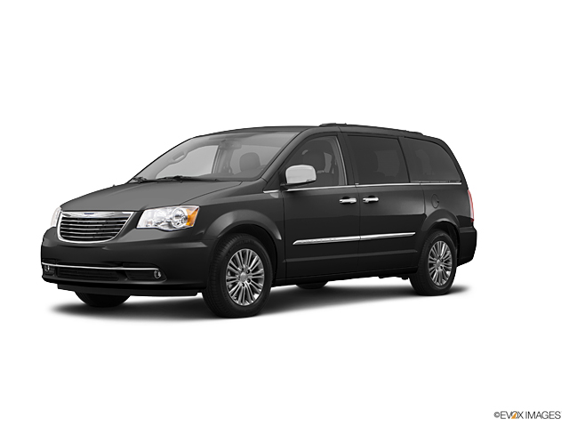 2015 Chrysler Town & Country Vehicle Photo in Manassas, VA 20109