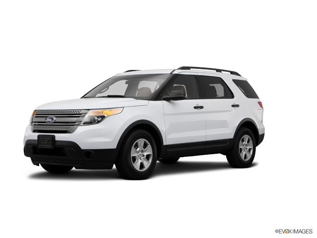 2015 Ford Explorer Vehicle Photo in Safford, AZ 85546