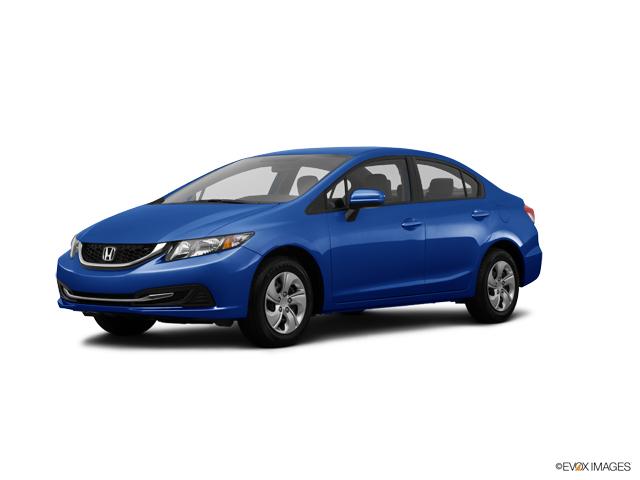 2015 Honda Civic Sedan Vehicle Photo in Beaufort, SC 29906