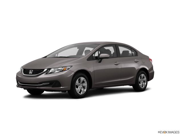 2015 Honda Civic Sedan Vehicle Photo in Safford, AZ 85546