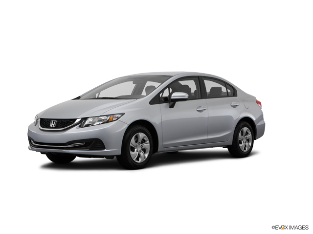2015 Honda Civic Sedan Vehicle Photo In Odessa TX 79762
