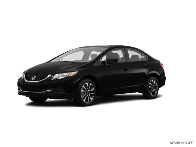 Larry H Miller Honda >> 2015 Honda Civic Sedan Black In Murray At Lhm Stock