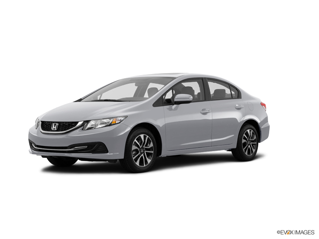 2015 Honda Civic Sedan Vehicle Photo in Mansfield, OH 44906