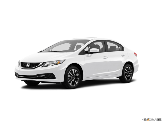 2015 Honda Civic Sedan Vehicle Photo in Rockwall, TX 75087