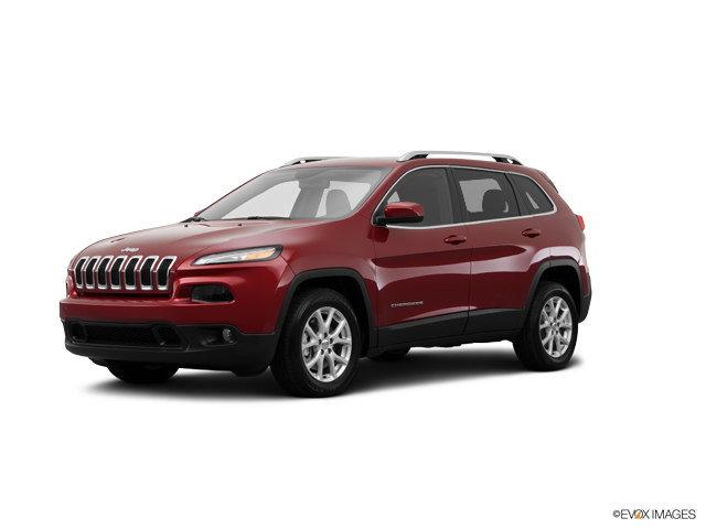 2015 Jeep Cherokee Vehicle Photo in Gainesville, TX 76240