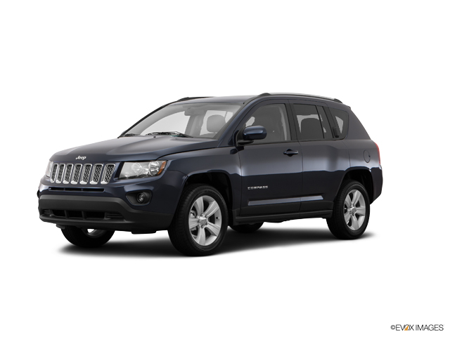 2015 Jeep Compass Vehicle Photo in Akron, OH 44303