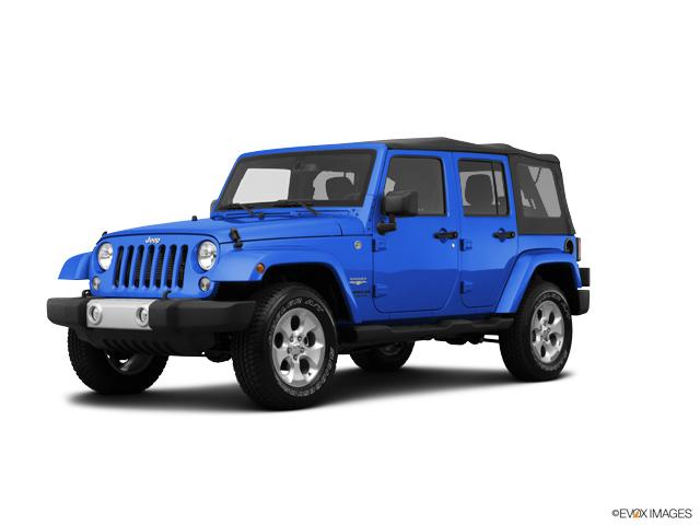 2015 Jeep Wrangler Unlimited Vehicle Photo in Emporia, VA 23847