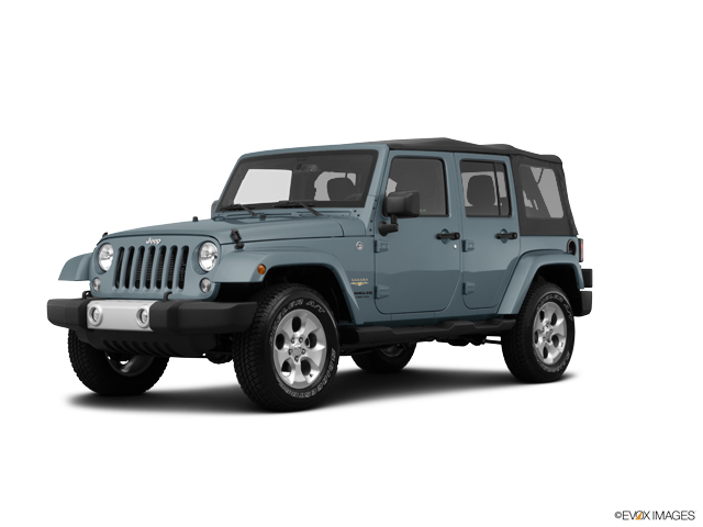 2015 Jeep Wrangler Unlimited Vehicle Photo in Gainesville, GA 30504