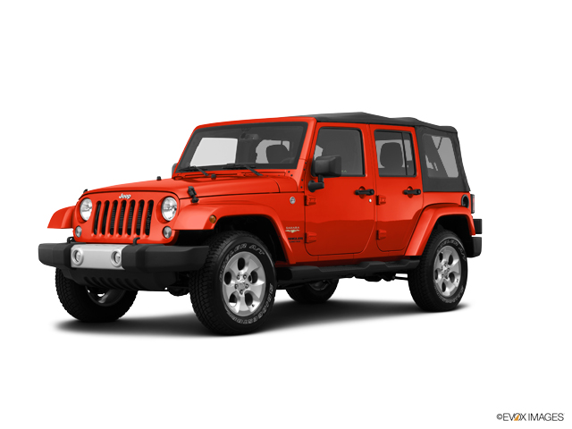 2015 Jeep Wrangler Unlimited Vehicle Photo in Florence, AL 35630
