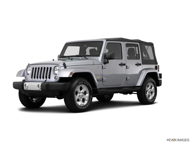 2015 Jeep Wrangler Unlimited Vehicle Photo In Thornton, CO 80234