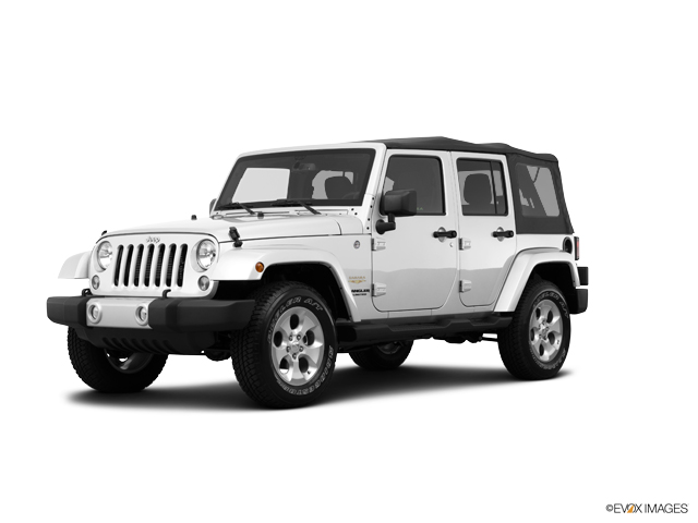 2015 Jeep Wrangler Unlimited Vehicle Photo in Marquette, MI 49855