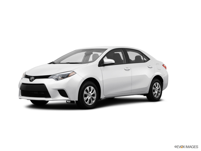 2015 Toyota Corolla Vehicle Photo in Houston, TX 77054