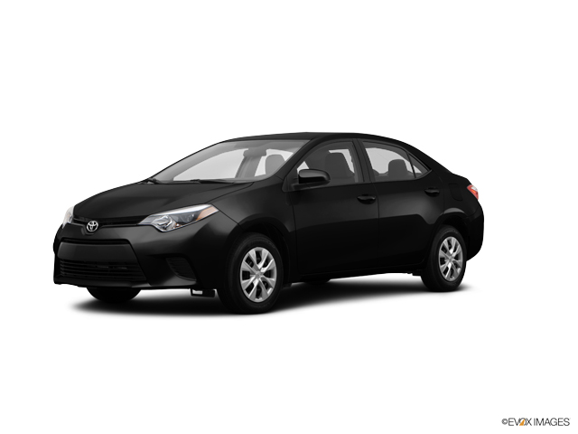 2015 Toyota Corolla Vehicle Photo in Champlain, NY 12919