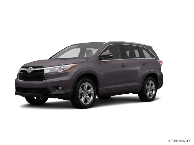 2015 Toyota Highlander Vehicle Photo in Janesville, WI 53545