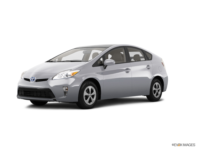 2015 Toyota Prius Vehicle Photo in Independence, MO 64055