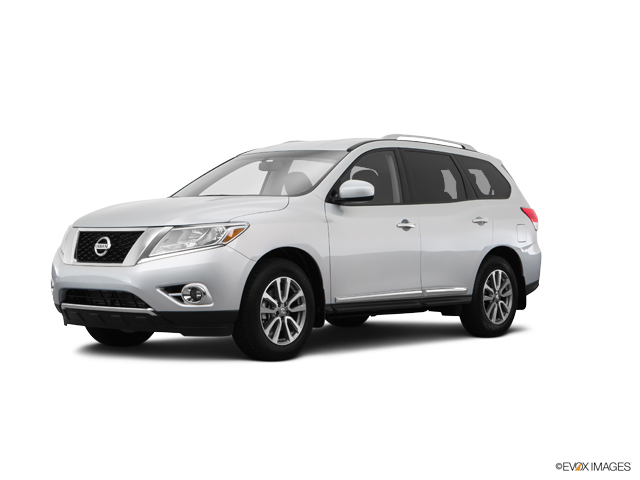 2015 Nissan Pathfinder Vehicle Photo in Odessa, TX 79762