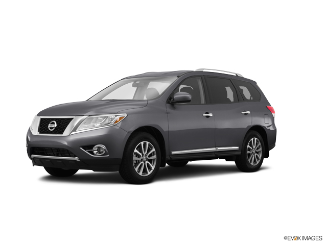 2015 Nissan Pathfinder Vehicle Photo in Independence, MO 64055