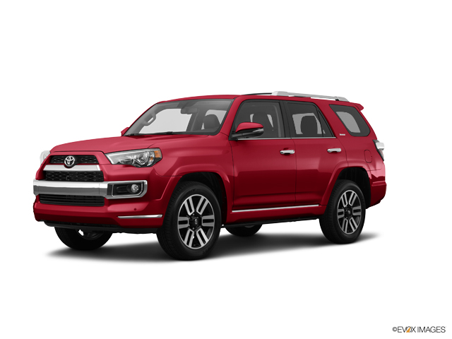 2015 Toyota 4Runner Vehicle Photo in Anchorage, AK 99515