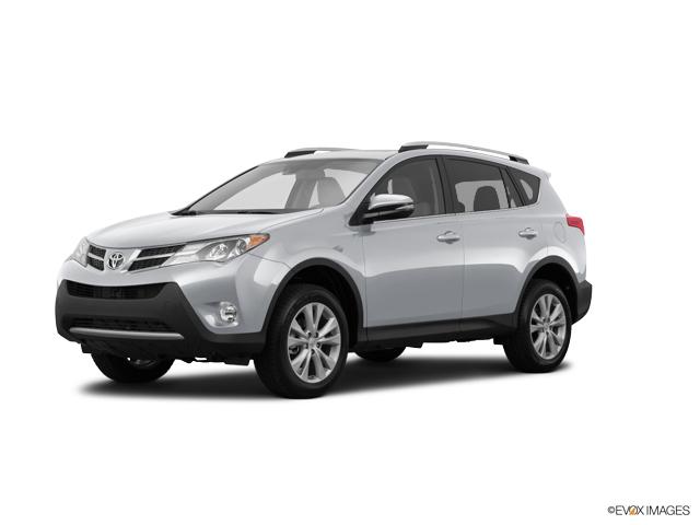 2015 Toyota RAV4 Vehicle Photo in Athens, GA 30606