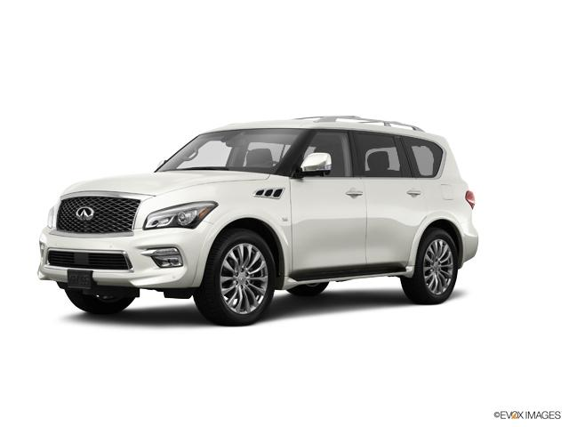 2015 INFINITI QX80 Vehicle Photo in Edinburg, TX 78539