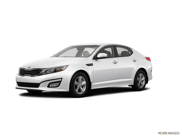 2015 Kia Optima Vehicle Photo in Freeland, MI 48623