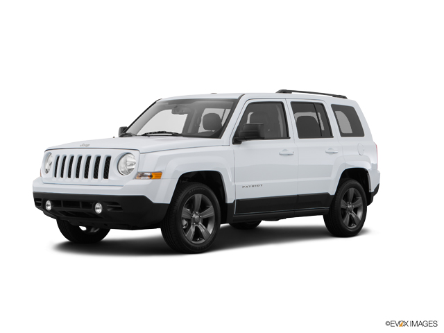 2015 Jeep Patriot Vehicle Photo in Florence, AL 35630