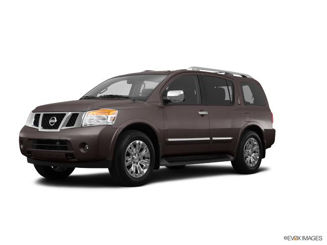 2015 Nissan Armada Vehicle Photo in San Antonio, TX 78230