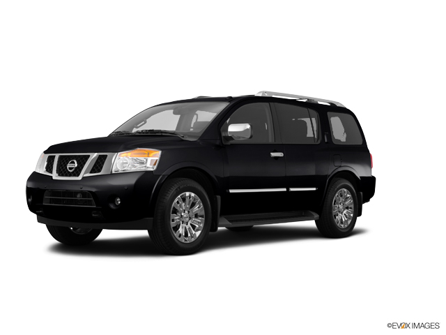 2015 Nissan Armada Vehicle Photo in Beaufort, SC 29906