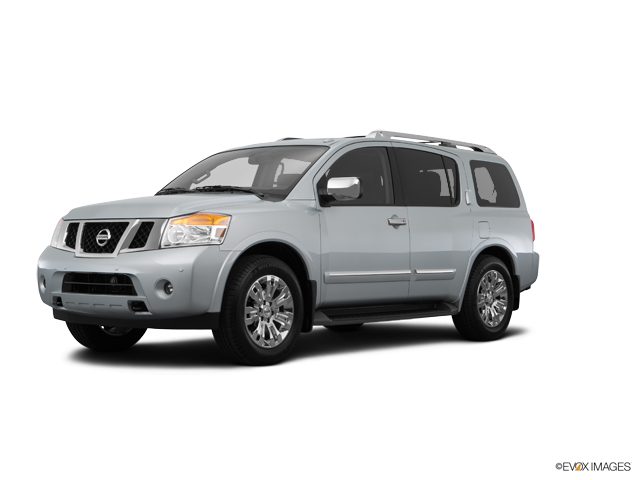 2015 Nissan Armada Vehicle Photo in Duluth, GA 30096