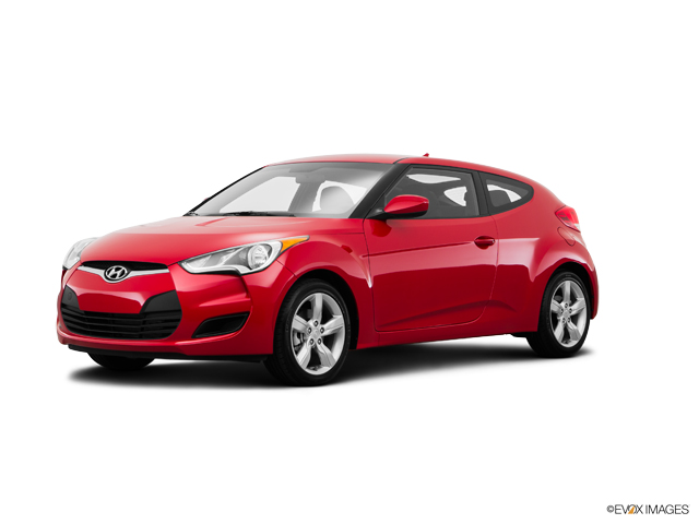 2015 Hyundai Veloster Vehicle Photo in Knoxville, TN 37912
