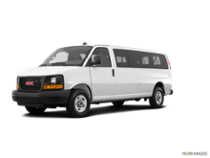 2016 Savana Passenger LT