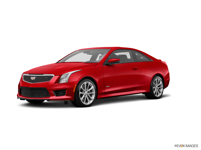 New 2017 Cadillac Ats V Coupe From Your Orlando Fl