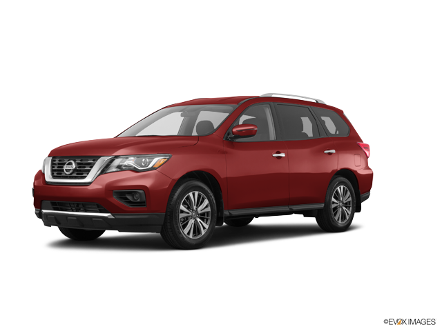New Nissan Pathfinder From Your Laurel Md Dealership