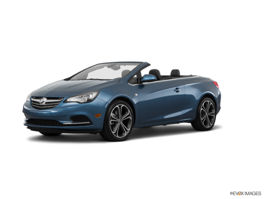 New 2017 Buick Cascada From Your El Paso Tx Dealership