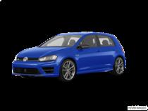 2017 Golf R 4-Door Manual w/DCC/Nav