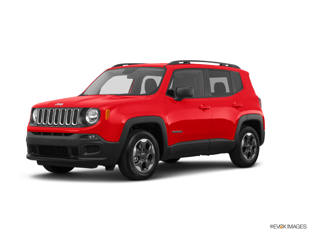 New 2018 jeep renegade at don davis dealerships for Jeep dealer colorado springs motor city