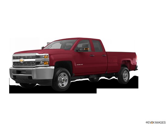 New 2017 Chevrolet Silverado 2500hd From Your Clinton