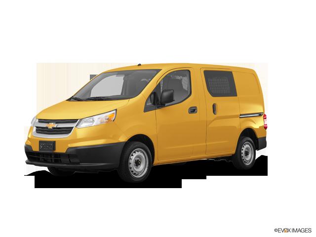 2018 Chevrolet City Express Cargo Van Vehicle Photo in Paramus, NJ 07652