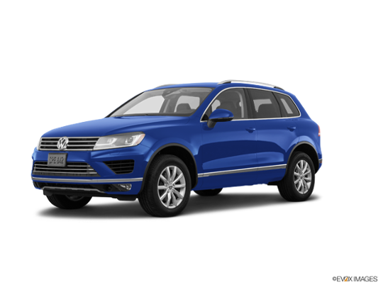 2017 Volkswagen Touareg for sale in Johnston IA