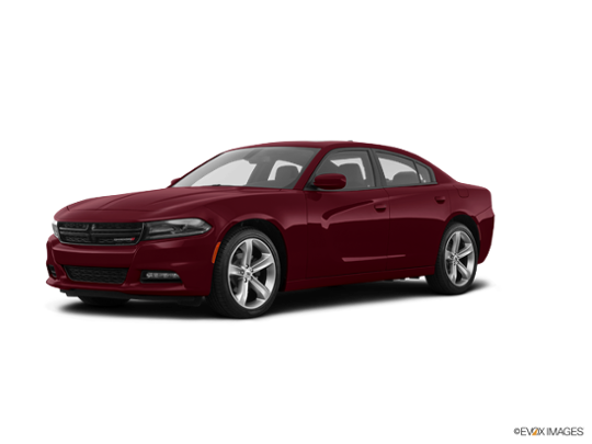 2018 Dodge Charger In Octane Red Pearlcoat