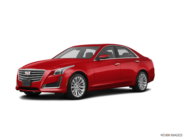 Cts Sedan Rwd Red Obsession Tintcoat