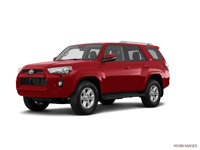 2018 toyota 4runner limited barcelona red metallic autos for South maui motors inventory