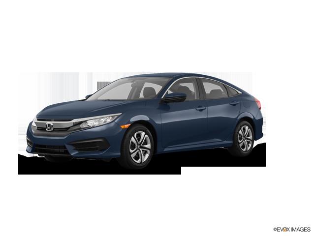 Civic Sedan Lx Cosmic Blue Metallic