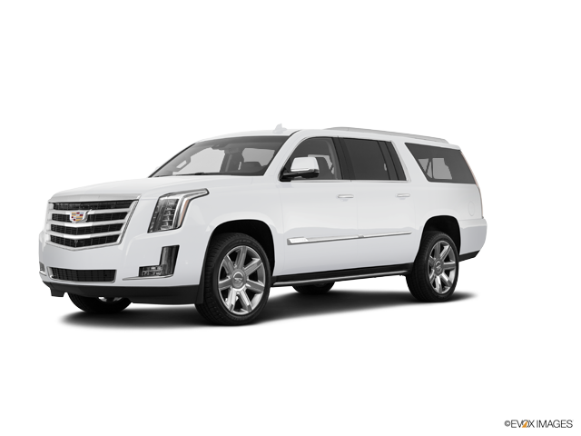 New 2018 Cadillac Escalade ESV from Holman Cadillac in