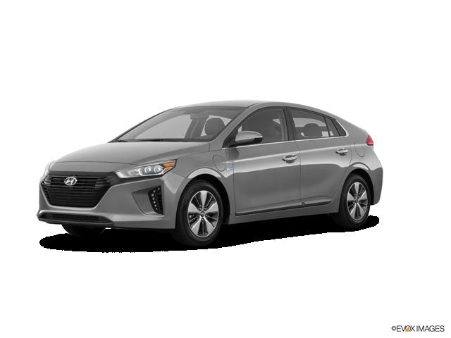 2018 Hyundai Ioniq Plug In Hybrid Hatchback